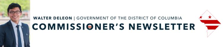 Walter Deleon ANC Newsletter header